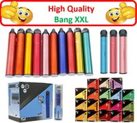 Bang xxl 2000 puff disposable Bang XXL Pre-Filled Empty Cartridge Pods 6.0ML 800mAh 24 Colors 2000Puffs Puff Bars