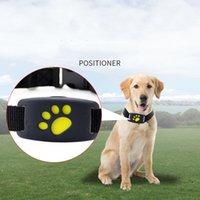 Yeni GPS PET Bulucu Izci Pet Anti-kayıp Cihaz Mini Pet Akıllı Giyim Aktivite Izci Ücretsiz Kargo