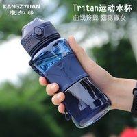 Saudável Seis Requintado L Viagem Fitness Tritan Kangzhiyuan Feminino Esportes Bottle Garrafa de Água Garrafa De Água