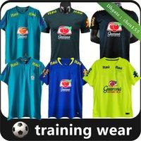 Eğitim Giyim 2021 Futbol Formaları Neres Coutinho Brezilya Futbol Gömlek Seti İsa 20 21 Marcelo Camiseta De Futbol Erkekler Hayranları Audlt Oyna