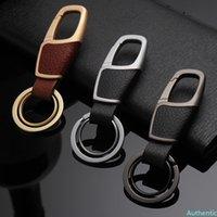 Christmas Business Gifts Car Styling Men Keychains Pendant Metal Keyring for Dacia Opel Cadillac Nissan Subaru Audi Citroen