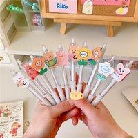 Kugelschreiber Hohe Qualität Mechanischer Gel Pen Kugelkugel Black Ink Schul Briefpapier Student Kid Office Supplies 0.5mm Geschenk