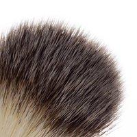 new Men's Shaving Brush Facial Beard Cleaning Appliance Household Natural Wooden Handle Beards Brushs Facials Care Beauty Tools EWA521