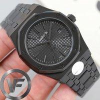 VaveFory Sapphire Mens Luxury 41mm Часы 2813 Автоматическое движение Мода Мужчины Механические часы Дизайнерские наручные часы спортивные наручные часы