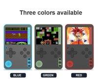 게임 컨트롤러 조이스틱 K10 핸드 헬드 비디오 게임 콘솔 내장 500 레트로 게임 플레이어 미니 포켓 게임 패드 휴대용