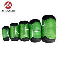 AEGISMAX High Quality Nylon Bag Outdoor Camping Tent Compression Sack Storage Bag Sleeping Bag Accessories
