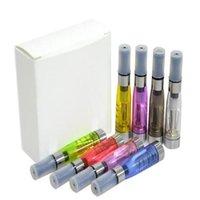 2021 Learomizer di alta qualità Colorful Electronic Electronic Sigarette CE4 Atomizzatore 1.6ml Ego T Cartomizer, E-Cigarette Clear CE4- Clearomizer