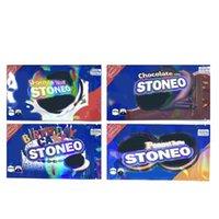 Stoneo Çerez Çantaları Açılabilir 500 mg Boş Yenilebilir Holografik Çanta Yemekleri Ambalaj Mylar Çanta Koku Korumalı Çanta