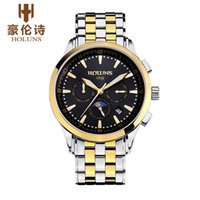 cwp HOLUNS mechanical watches mens 2021 top brand luxury waterproof sports clocks tourbillon modern wristwatch