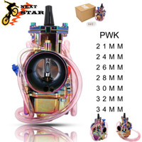 For PWK 21 24 26 28 30 32 34 Colorful For Keihin PWK Motorcy...