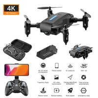 2021 SıCAK EM9 Pro Katlanabilir Quadcopter HD Drone 4 K Uzun Pil Ömrü Profesyonel Drone Hava Video Kamera Mini RC Helikopter Drone