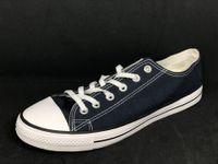 Big Size EUR 35-46 Classic Casual Canvas Shoes Style Style High Uomini / Donne Sport Kid Student Confortevole scarpa piatta
