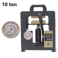 Rosin Tech تخصيص الطاقة 10 طن آلات الصحافة Hydraulic Extrac Cannabs
