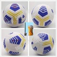 20 21 Club Serie A League match Soccer ball 2020 2021 size 5 balls granules slip-resistant football high quality ball