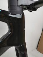 2021 Nuovo telaio della bici del disco della strada del carbonio Adatto per di2 UD lucido logo colorato logo in carbonio Bike frame Bicycle FrameSet Consegna veloce