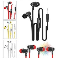 Auricolari auricolari auricolari stereo cuffie con microfono per iPhone Samsung Huawei Smartphone Android