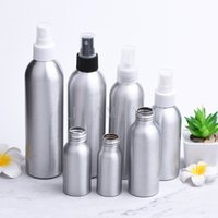 Aluminiumflasche Spray-Flaschen für Parfüm-Nachfüllbare Kosmetik-Verpackungs-Make-up-Behälter 30ml / 50ml / 100ml / 120ml / 150ml / 250ml 457 R2