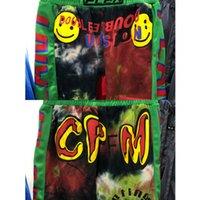 Cactus Plant Flea Market Shorts 2020 Hombres Mujeres Hip Hop CPFM Pantalones cortos de alta calidad 1: 1 Visión Doble CPFM Clevecloth Rocky L0221