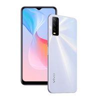 Original vivo y30g 4G Mobiltelefon 8 GB RAM 128 GB ROM MTK Helio P65 Octa Core Android 6,51 Zoll Full Screen 13.0mp 5000mAh Fingerabdruck-ID Gesichtswege Smart-Handy