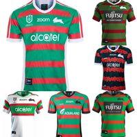 2021 Güney Sydney Rabbitohs Anzak Yerli Rugby Jersey NRL League Formalar Şort Avustralya Maillot de