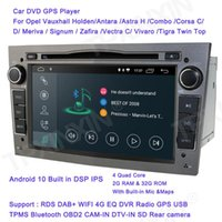 Player Android 10 2Din Car DVD GPS Navigation Auto Radio For Astra H Antara VECTRA ZAFIRA Vauxhall With CAN-BUS WIFI OBD DVR DSP