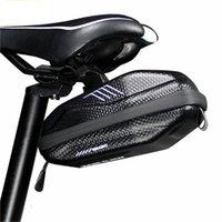 Cycling Bags The Bicycle Hard Shell Rainproof Rear Reflective Mountain Bike Tail Cushion Equipment
