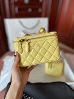 المصممون المصممين الذهبي حبة CC قناة المرأة حقائب اليد حقيبة الأزياء رسول الكتف crossbody محفظة حمل مصمم مصمم حقيبة صغيرة عالية الجودة حقائب 10 سنتيمتر 19 سنتيمتر xnw