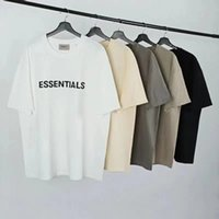 New2021 봄 여름 앞 3D 실리콘 로고 티셔츠 티 스케이트 보드 Tshirt 남자 여성 짧은 소매