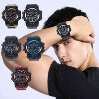 Designer Watch Brand Orologi orologi di lusso uomo coppia moda moda popolare uomo multi-funzionale LED elettronico per G Style Shock