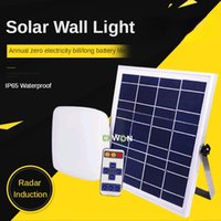 LED Solar Ceiling Light 30W 60W With Remote Control Timing Wall Lamp Garden Balcony Street Lights 5M Cable