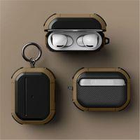 Für Airpods Pro-Kopfhörer Anti-Fall-Schutzhülle für Apple Airpods3 Generation Sublimation Zwei-in-One-Kopfhörerschutzabdeckung