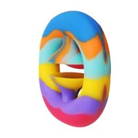 US Stock Silicone Fidget giocattolo giocattolo snap mano afferrare i giocattoli antistress giocattoli Autismo Obbligazioni speciali Sollegrazione Sollier Calmante Semplice Dimple Fidget Giocattoli sensoriali