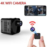 Nuova mini fotocamera 4K WiFi Smart Wireless Camcorder IP Hotspot HD Small Cam Motion Detection VLOG ESPIA Night Vision Video Micro
