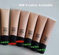 أعلى جودة المهنية الأساسية ماكياج الأساس أساس طويل الأمد NW الألوان NW 40ML