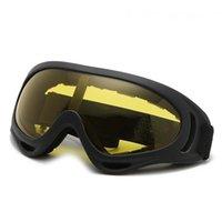선글라스 X400 겨울 방풍 스키 안경 Sunglasse 야외 스포츠 CS 스키 UV400 방진 모토 사이클링