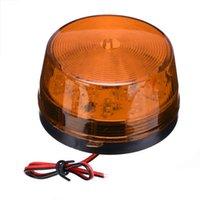 긴급 조명 LED 스트로브 자동차 알람 조명 라운드 테일 턴 신호 램프 ATV 경고 letight 전구 RV 트럭 오토바이