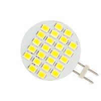 G4 LED Landschap Bollen 24LED High Power 2835SMD 35W 40W Equivalent 360LM 12V 24V RV Camper Cabinet Dome Light CIR85