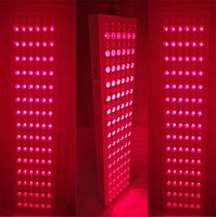 600w 1500w 1800w Light Therapy RED LED Facial Lights Photon Machine For body face skin rejuvenation Acne Freckle Removal salon beauty Grow
