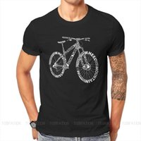 Erkek T-Shirt Dağ Bisikleti MTB Spor Lover Bisiklet İnanılmaz Anatomi Tshirt Grunge Giyim Tops Artı Boyutu Pamuk Crewneck T Gömlek