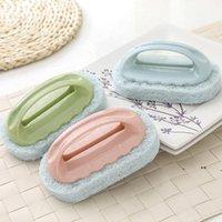 Sihirli Sünger Mutfak Aletleri Fayans Fırça Yıkama Pot Temiz Banyo Aksesuarları Mutfak Temizleme Çok Renkler 14 * 8 cm FWB11156