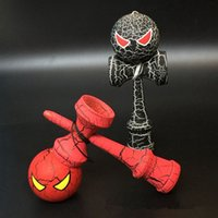 Профессиональная деревянная кендама жонглировать шары на открытом воздухе жонглирование игры трещины бамбука PU краски шарика умелый джамбо кендама игрушки для ребенка