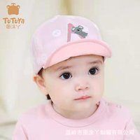 2021 new gorras-al-por-mayor gorra personalizada para nino de chica 100% cotton era baby boy sun ny kids baseball cap hat