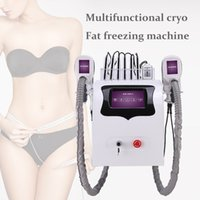 Cryotherapy Slimming device Body Contouring Machine Ultrasound Cavitation RF Fat Removal Cryolipolysis Liposuction