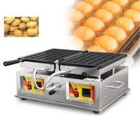 صانع الهراء فقاعة مع سعر المصنع، كفاءة عالية فقاعة بيضة الهراء صانع البيض التجاري وافل مخروط صانع
