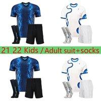 Homens + Kids Kit + Meias 2021 Inter Barella Futebol Jerseys 21 22 Lukaku Milão Vidal Lautaro Eriksen Alexis Hakimi de Vrij Forma Fortaleza Camisa