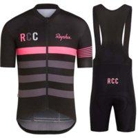 Rapha RCC Unisex Bisiklet Bisiklet Formaları Set Erkek Kadın Dağ Bisikleti Binme Giysi erkek Bisiklet Şort