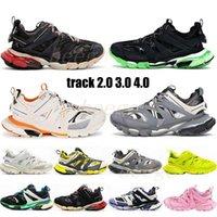 Track2 Lanzamiento 2.0 Plataforma de lujo LIGHTURY LADY CASUAL 3.0 ZAPATOS 4.0 Pista 2 Corredores de diseñadores Hombre Hombre para mujer Sandalia Deporte zapatillas zapatillas zapatillas de deporte 36-45