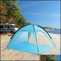 Hiking Sports & Outdoorslightweight Beach Tent Sun Shade Canopy Uv Shelter Cam Fishing Travel Tents Outdoor And Shelters Drop Delivery 2021