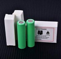 50 pcs Top Alta Qualidade Recarga 18650 Bateria 3000mAh 35a Max Descarga Baterias de Dreno Alto 25R VTC5 VTC4 HG2 HE2 HE4 FedEx Frete Grátis