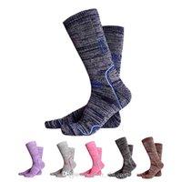 21 мужские женские лыжные носки зимний теплый открытый на открытом воздухе на велосипеде сноуборд походные спортивные носки более толстые термосчады